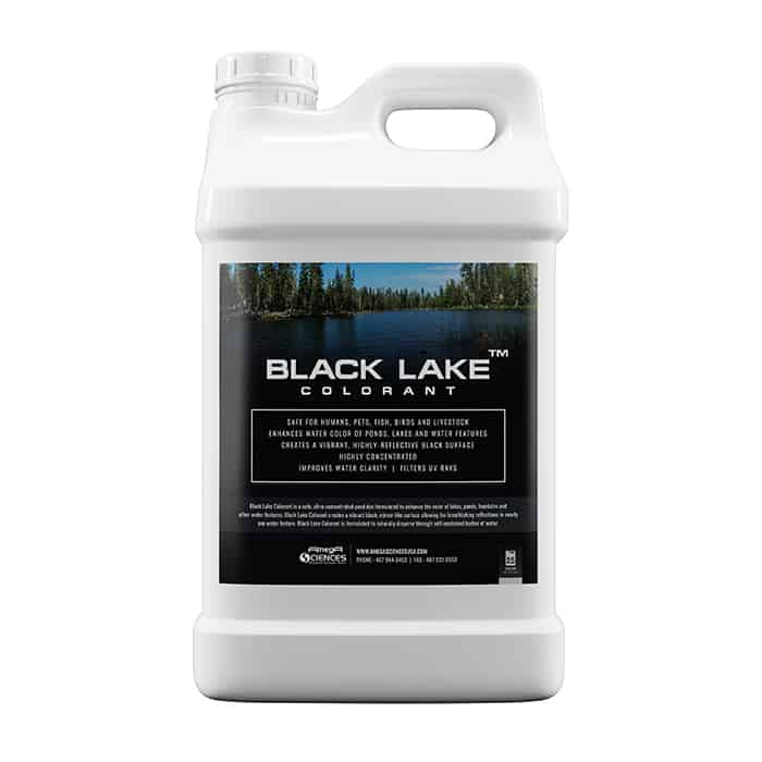 Black Lake Colorant Pond Dye