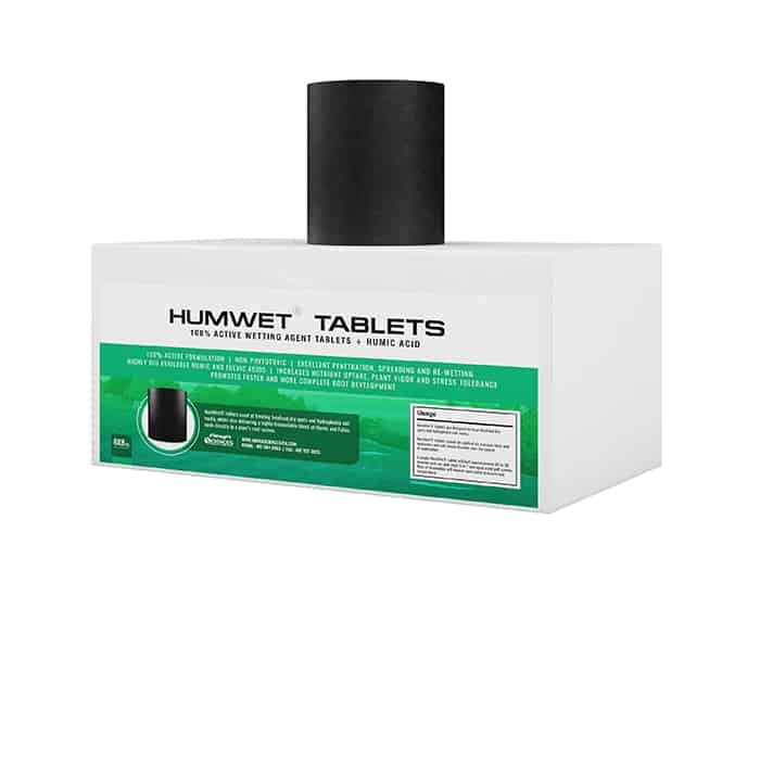 HumWet Tablets Plant Care