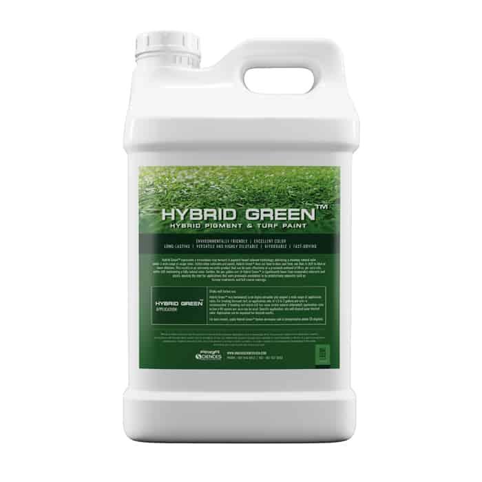 Hybrid Green Turf Pigment