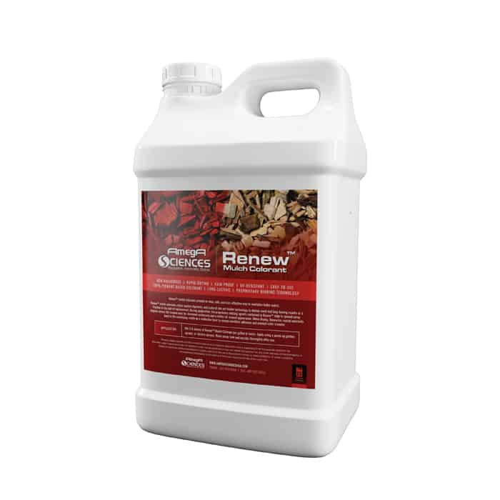 Renew Red Mulch Dye by AmegA