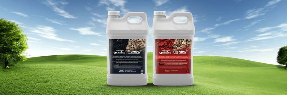 Renew Mulch Dye Colorant Series