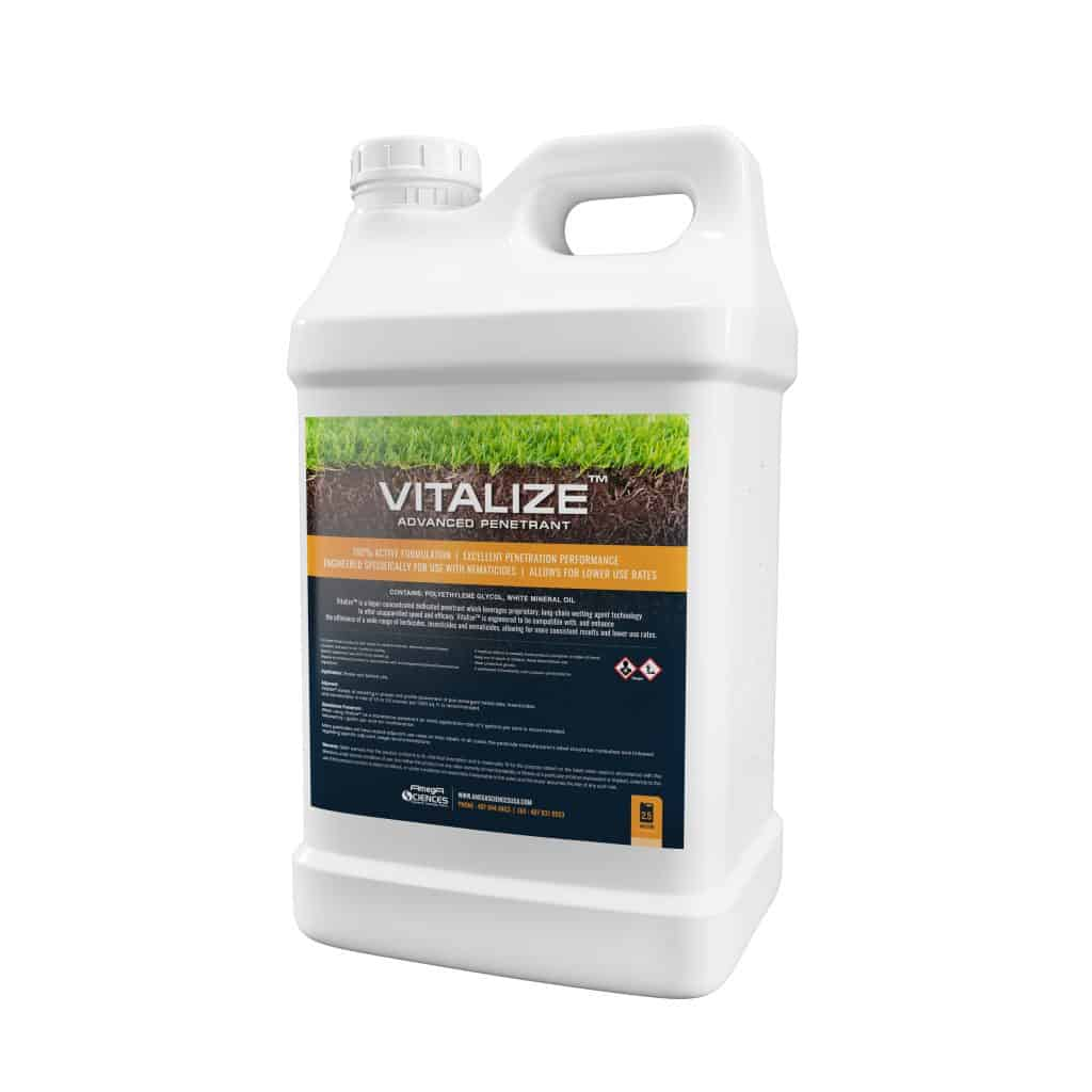 Vitalize Turf Penetrant by AmegA Sciences