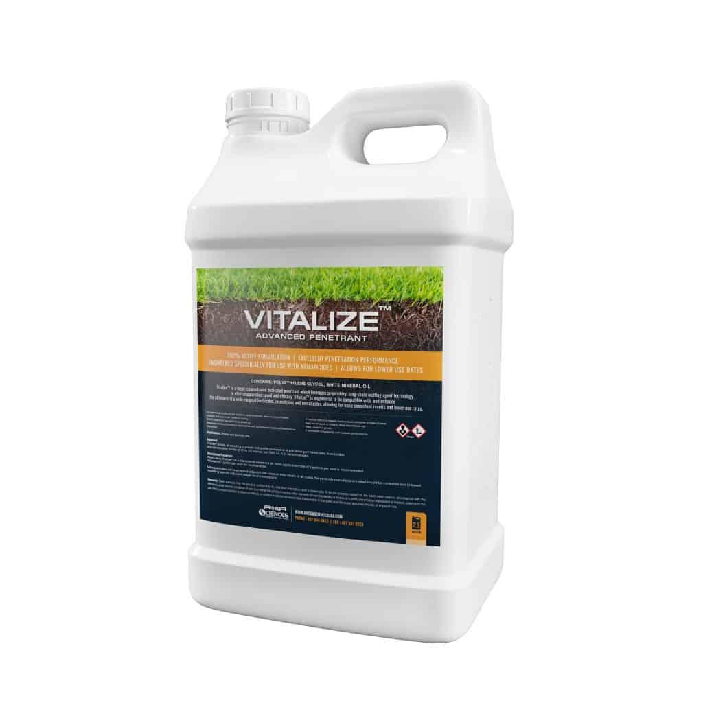 Vitalize Turf Penetrant by AmegA Sciences