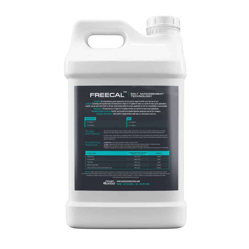 FreeCal Soil Surfactant