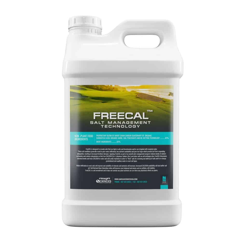 FreeCal Soil Salt Management