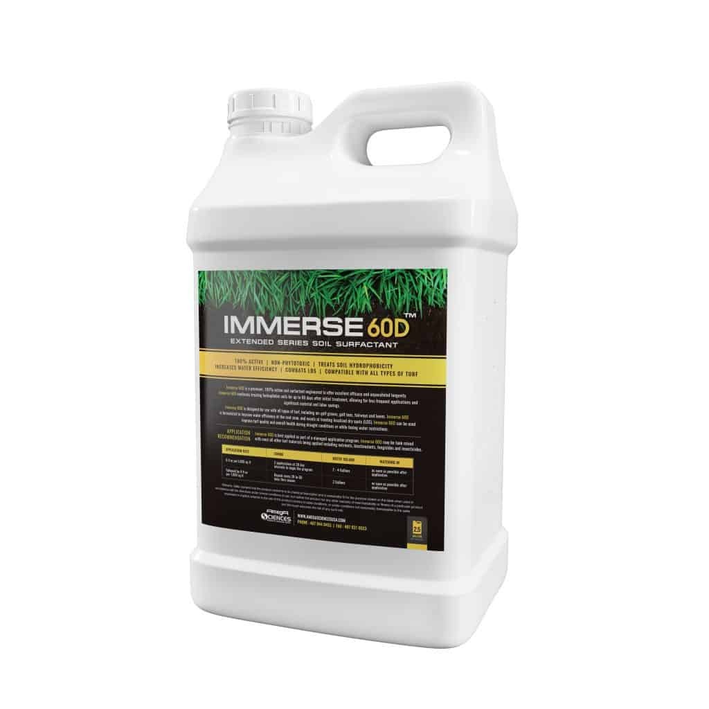 Immerse 60D launched 2019 by AmegA Sciences