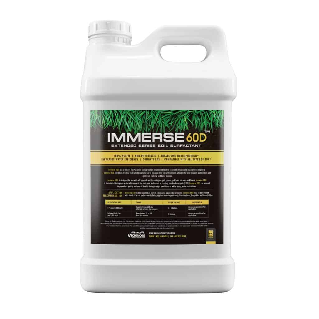 Immerse 60D Soil Surfactant