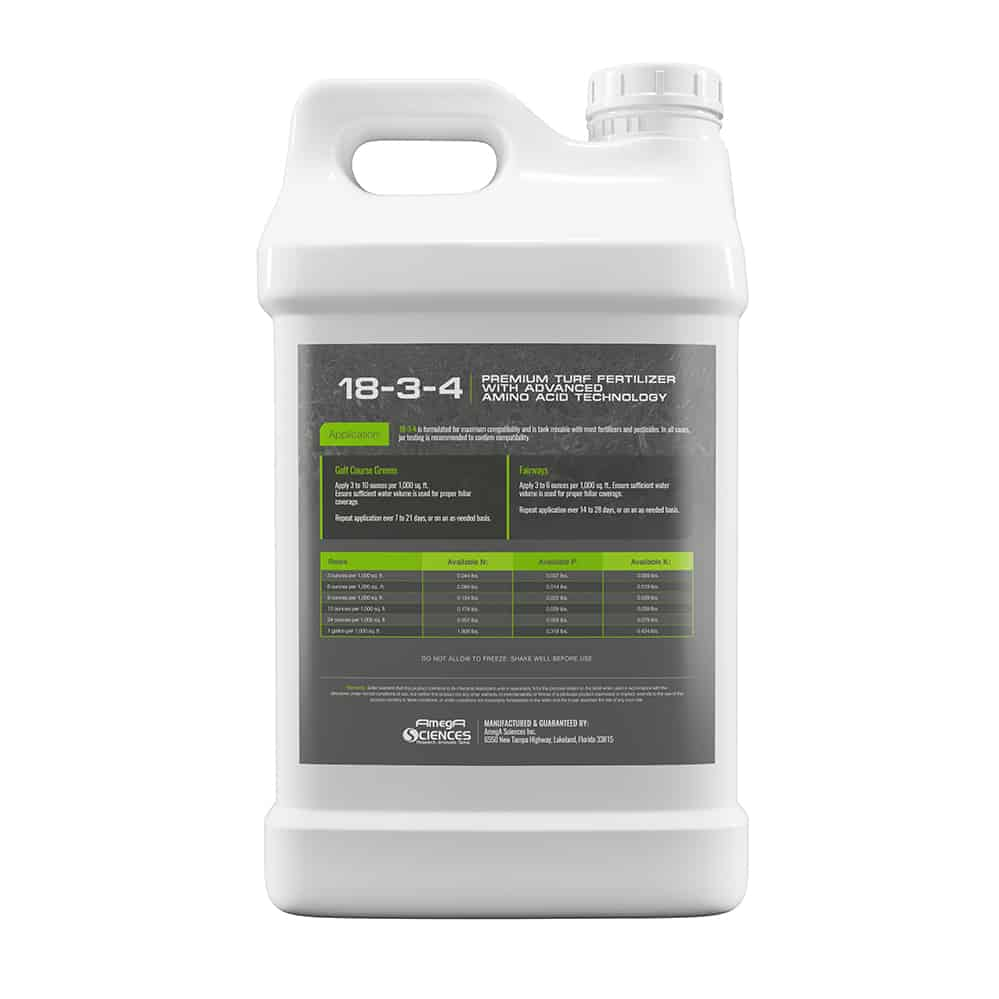 AmegA Sciences Fertilizer with Aminos