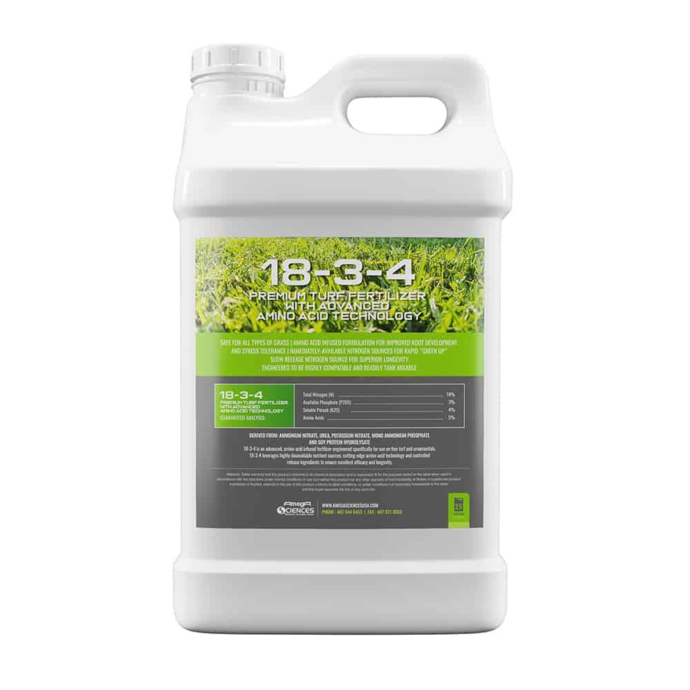 Fertilizer with Aminos