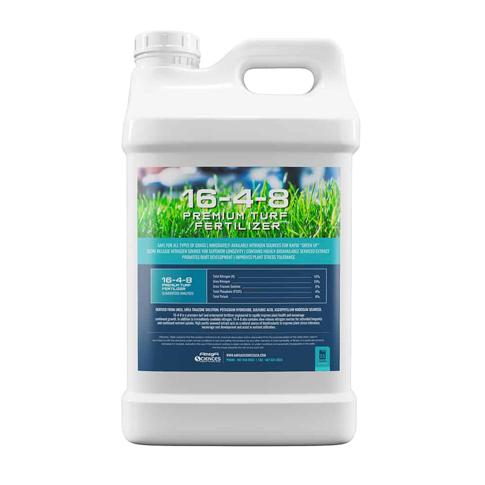 16-4-8 Liquid Fertilizer