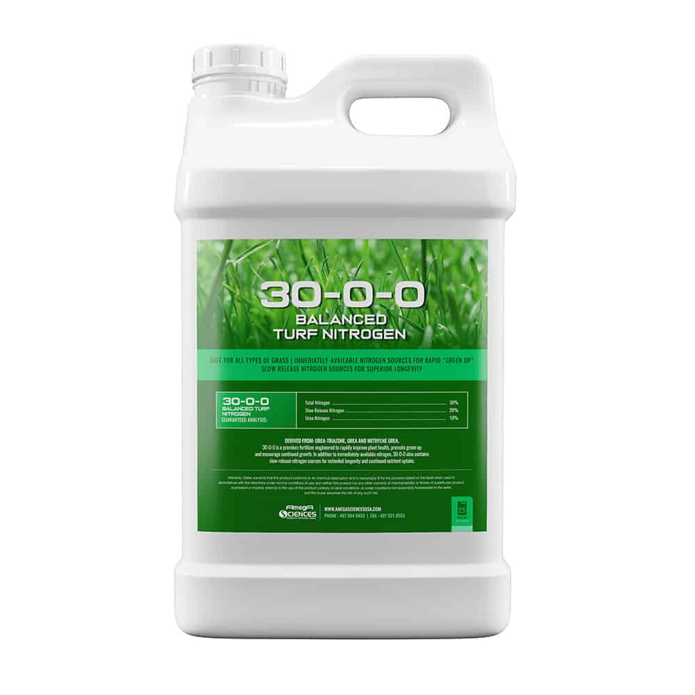 Slow Release Liquid Fertilizer by AmegA