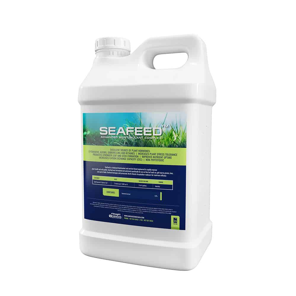 SeaFeed Kelp Fertilizer with Seaweed